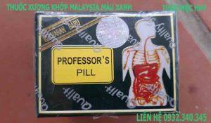 Thuốc xương khớp malaysia màu xanh